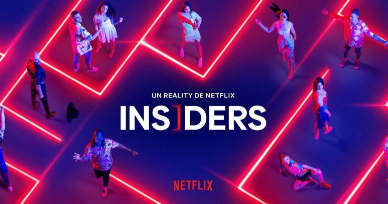 Insiders: el nuevo y experimental reality show de Netflix