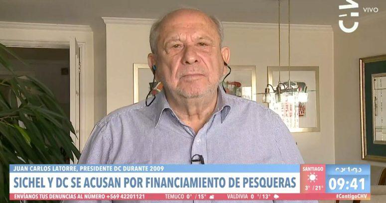 La tensa entrevista que protagonizó Juan Carlos Latorre en Contigo en la Mañana