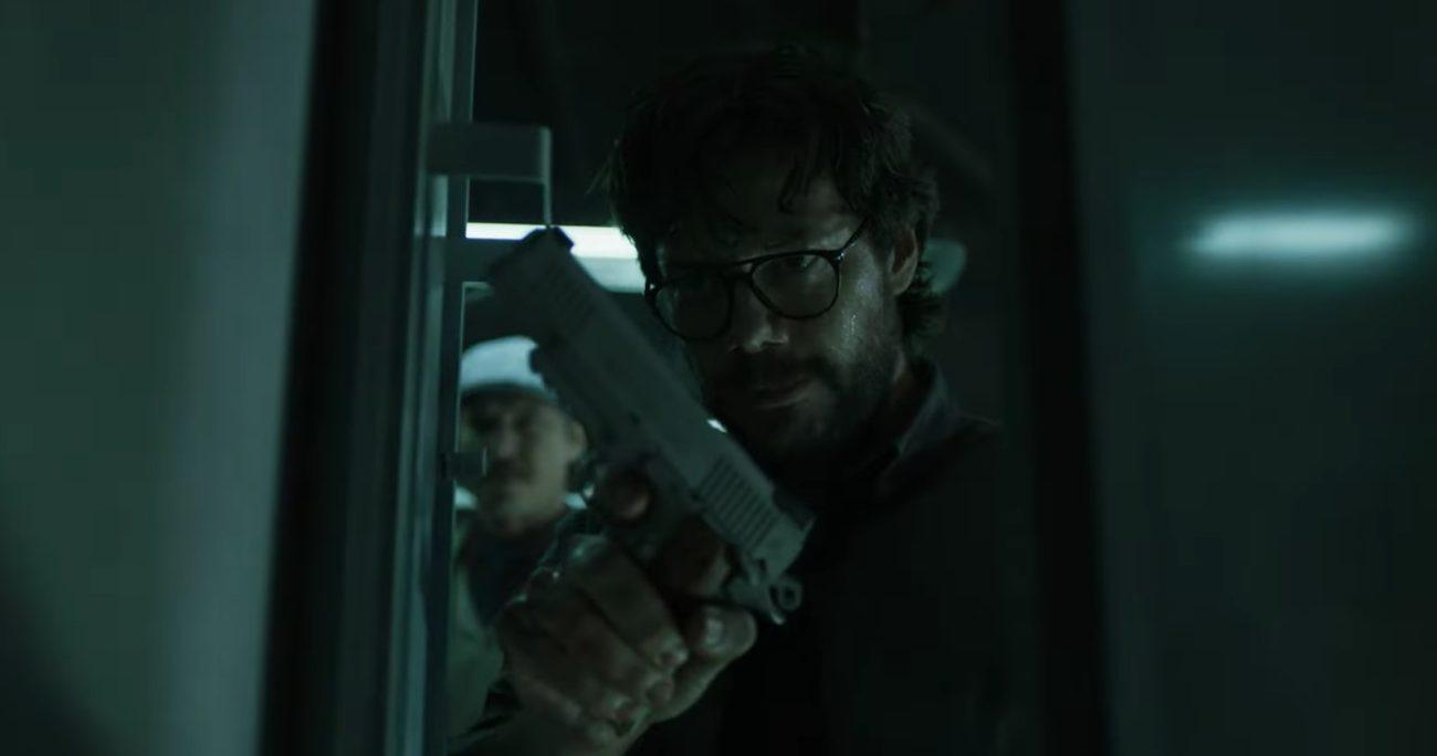 El Profesor deja en claro que no caerá nadie más por culpa de este atraco tras la muerte de Tokio.