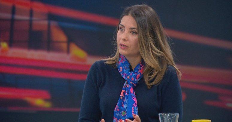 """Lucía Dammert, asesora del FA: """"No hay tanta diferencia entre los programas de Boric y Jadue"""""""