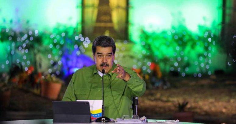 """""""Dictador Nicolás Maduro adelantó la llegada de la Navidad en Venezuela"""""""