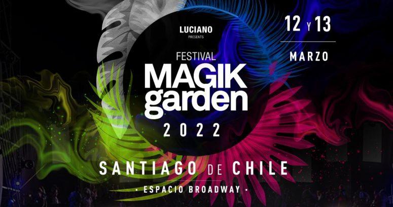 Vuelven los megaeventos a Chile: confirman nueva edición del festival electrónico Magik Garden
