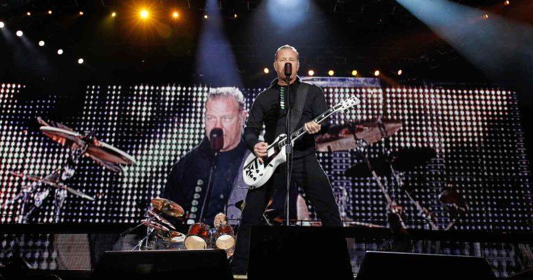 ¡Al fin!: concierto de Metallica en Chile ya tiene nueva fecha
