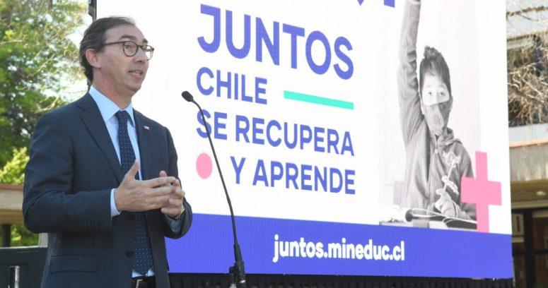"""""""Mineduc evalúa junto con expertos los resultados de los cabildos por la recuperación de los aprendizajes"""""""