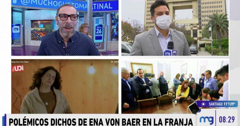 VIDEO – La indirecta de Neme a Julio César Rodríguez por negar su apoyo a la Lista del Pueblo