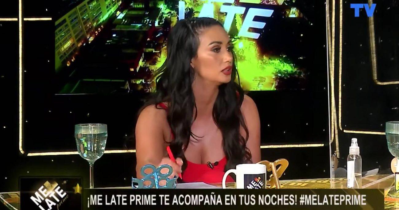 Pamela Díaz aseguró, además, que TVN le pagará por todo el trabajo realizado.