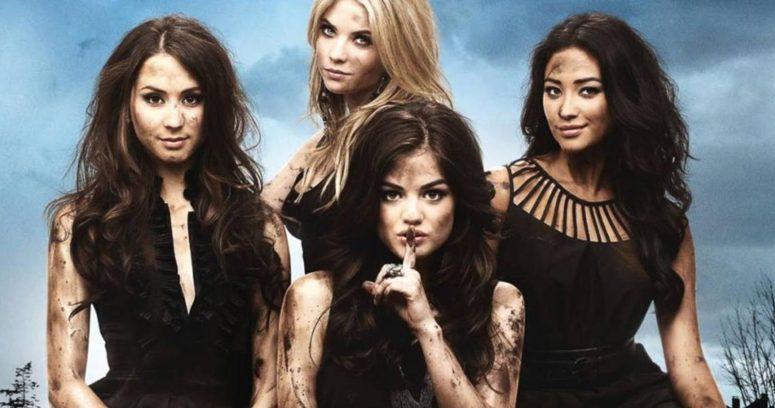 Pretty Little Liars: la popular serie adolescente que llegó a HBO Max
